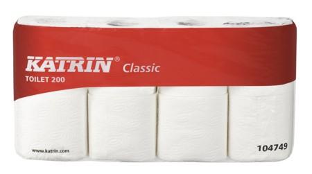 Toaletný papier KATRIN 104749 2-vrstvový