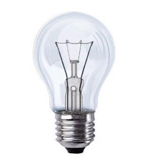 Žiarovka 60W E27 číra