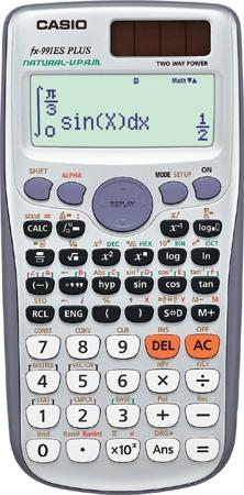 Kalkulačka CASIO fx-991ES vedecká