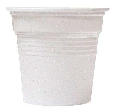 Pohár 80ml biely