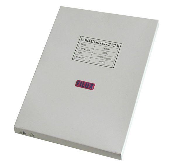 Fólia laminovacia 80x110mm 125mic