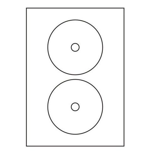 Etikety CD07 RAYFILM 118/18mm