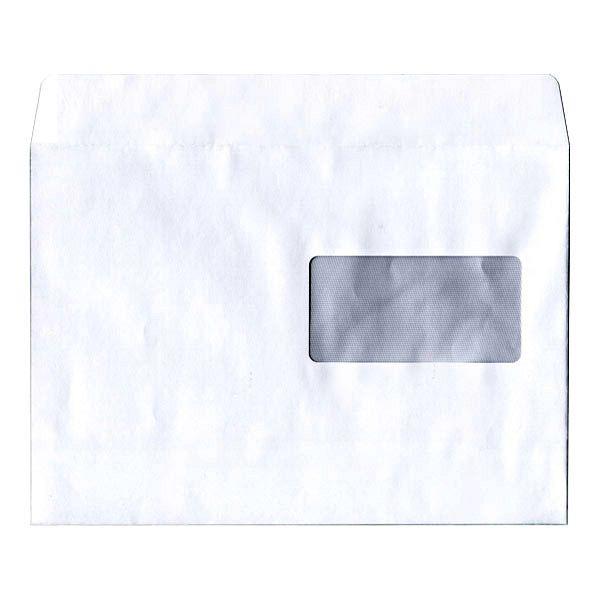 Obálky C5 s okienkom vpravo, s páskou, typ P70